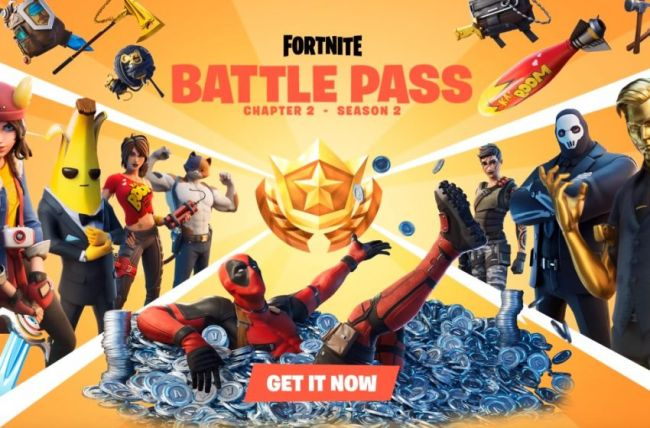 Fortnite Deadpool challenges