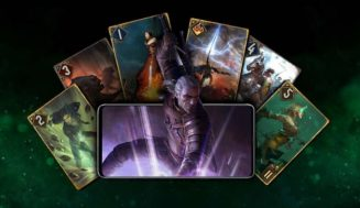 GWENT finally launches the Witcher card game on Android
