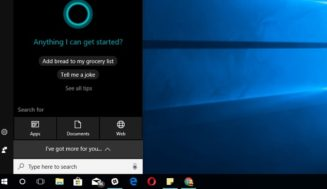 Cortana Can Now Find and Open Files For You on Windows 10 PCs