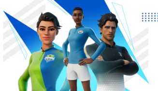 Fortnite Will Get Football-Inspired Kickoff Set Skins, New Pele Air Punch Emote From January 23