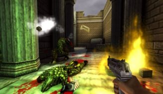 Turok 2 Online Multiplayer Comes to Switch Tomorrow