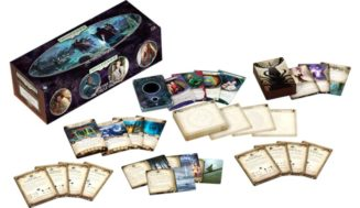 Fantasy Flight Announces Return To The Circle Undone, An Upgrade Expansion For Arkham Horror: The Card Game